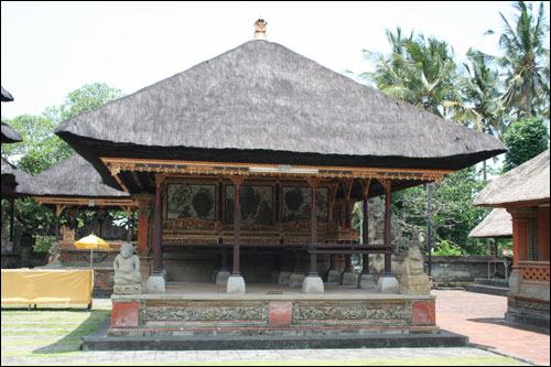 Temple of Bali